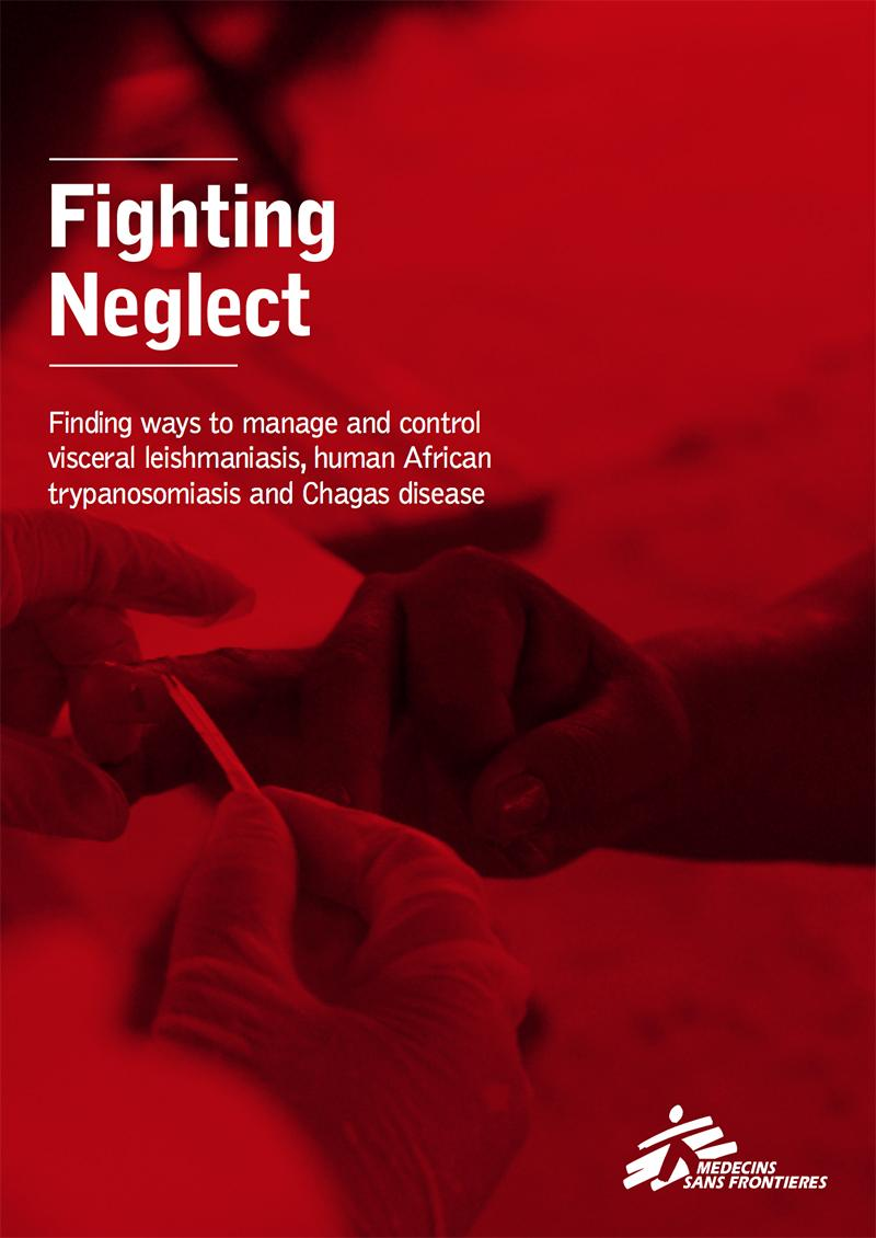 Report cover Fighting Neglect
