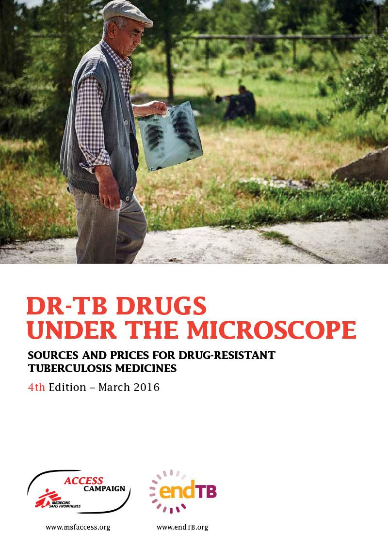 ReportCover-DRTBDrugsUnderTheMicroscope-2016-4thEdition