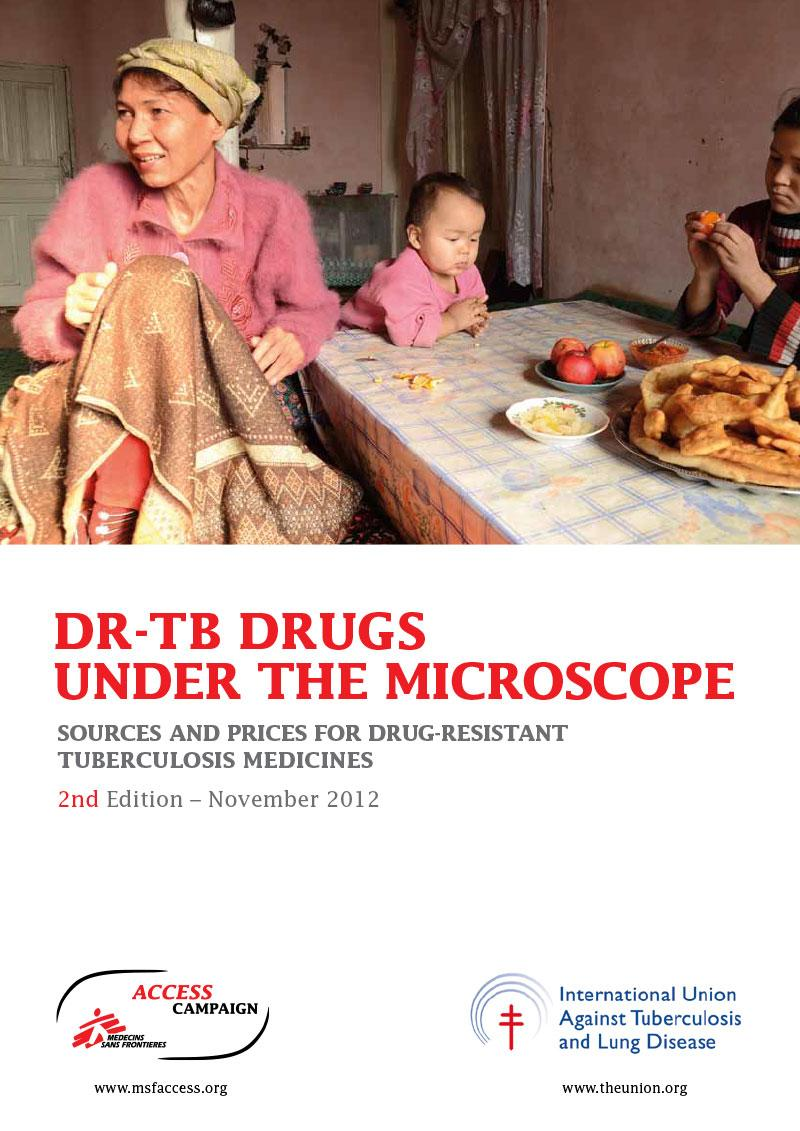 ReportCover-DRTBUnderTheMicroscope-2012-2ndEdition