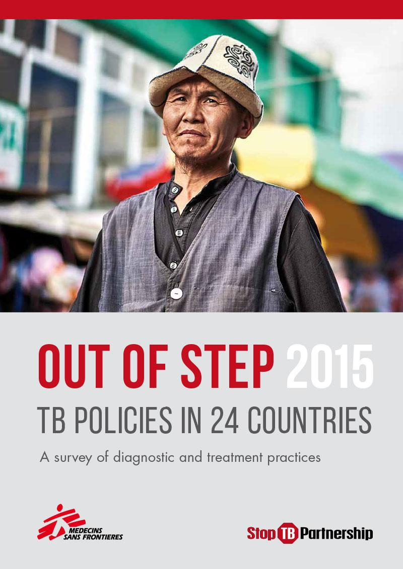Out of Step 2015 report cover