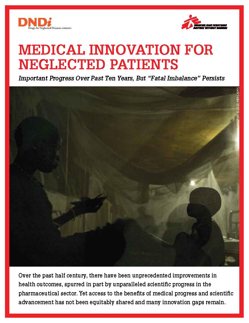 Medical Innovation for Neglected Patients | Médecins Sans