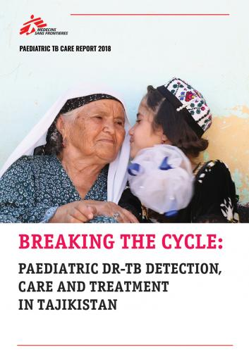 Breaking the Cycle - Report Cover
