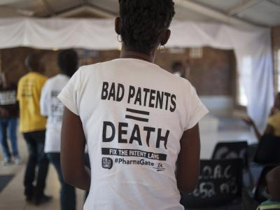 South Africa: Patient groups welcome release of Draft Intellectual Property Policy