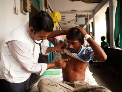 Since July 2007, MSF has been running a kala azar diagnostic and treatment project in Vaishali district, in the centre of the Indian state of Bihar.