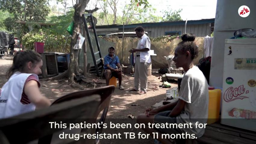 Tuberculosis: Overcoming the distance, episode 4