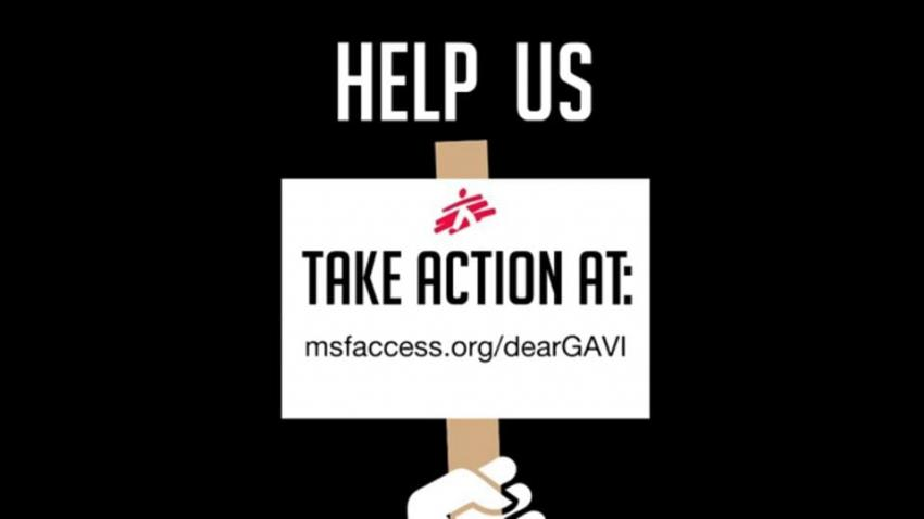 Dear GAVI: Help us reach more children with life-saving vaccines!