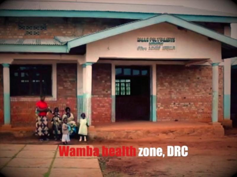 DRC: Innovative vaccination strategies to respond to measles epidemic